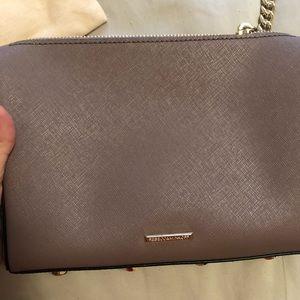 Rebecca Minkoff Crossbody Leather Shoulder Bag